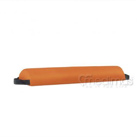 Massage halvcylinderkudde 65 x 15 cm
