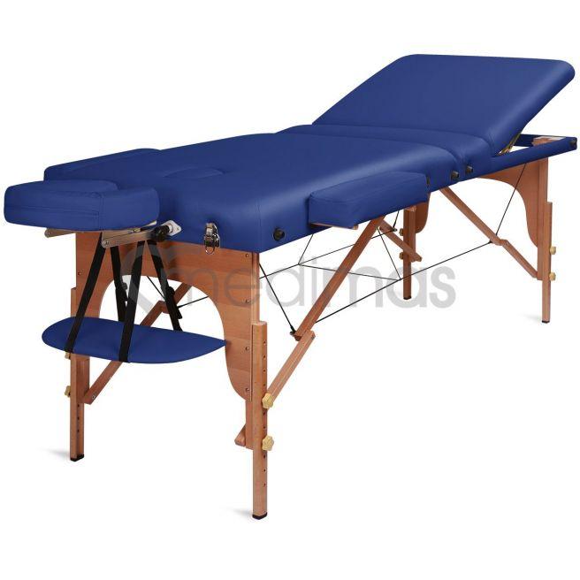 Multifunktionell hopfällbar massagebänk Prosport 3 Deluxe