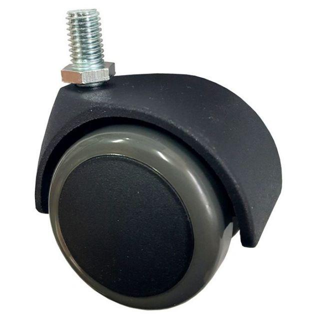 Uppsättning av gummihjul för knästol
